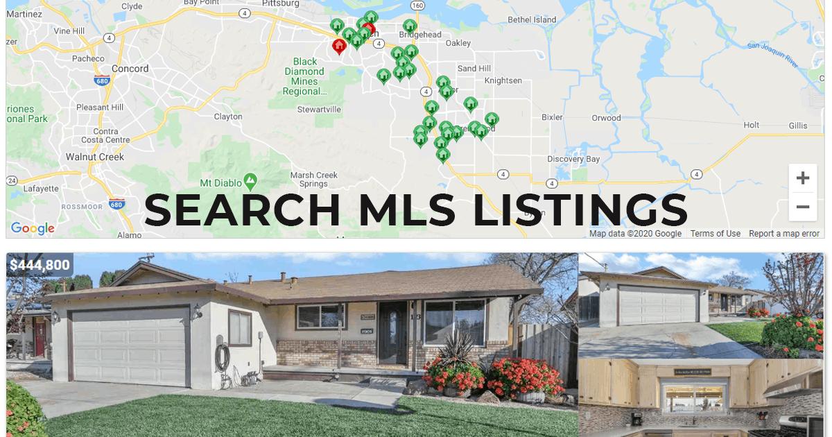 Search MLS Listings