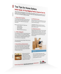 10 Top Staging Tactics Anyone Can Do Report - Guthrie Group Homes