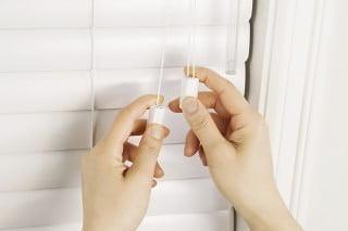 Adjusting Window Blinds