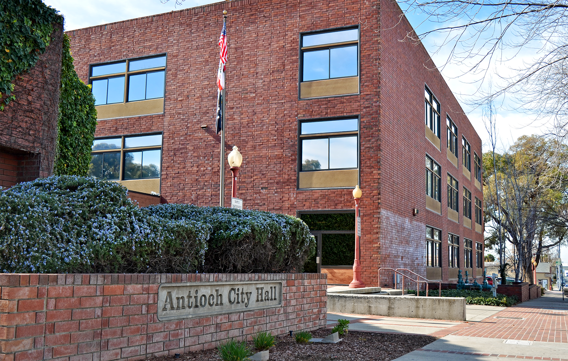 Antioch CA City Hall