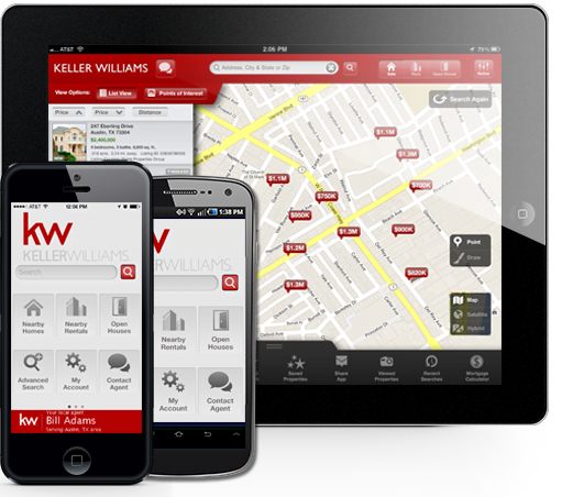 Guthrie Group Homes - Keller Williams Mobile Real Estate App Mobile Images