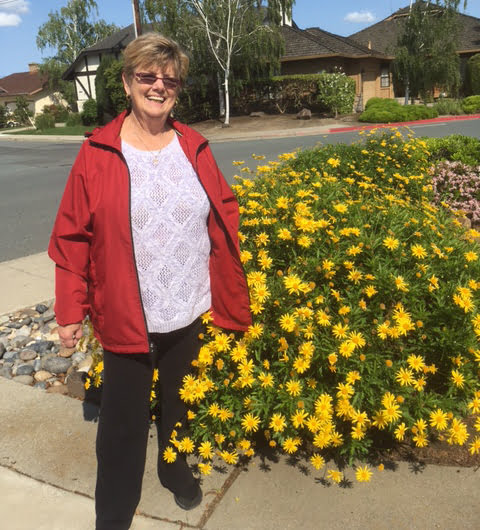 The Winner's Choice Winner for April 2017 is Judy Romanoff
