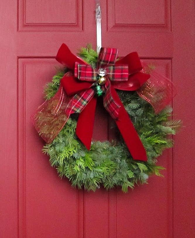 The Guthrie Christmas Tree Farm - Holiday Wreath