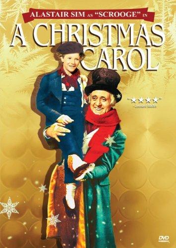 A Christmas Carol with Alistair Sim