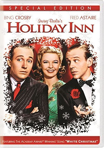 """Holiday Inn featuring the song """"White Christmas"""""""