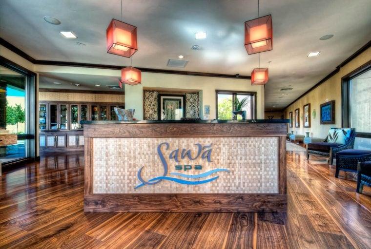 The Sawa Day Spa at the Vineyards