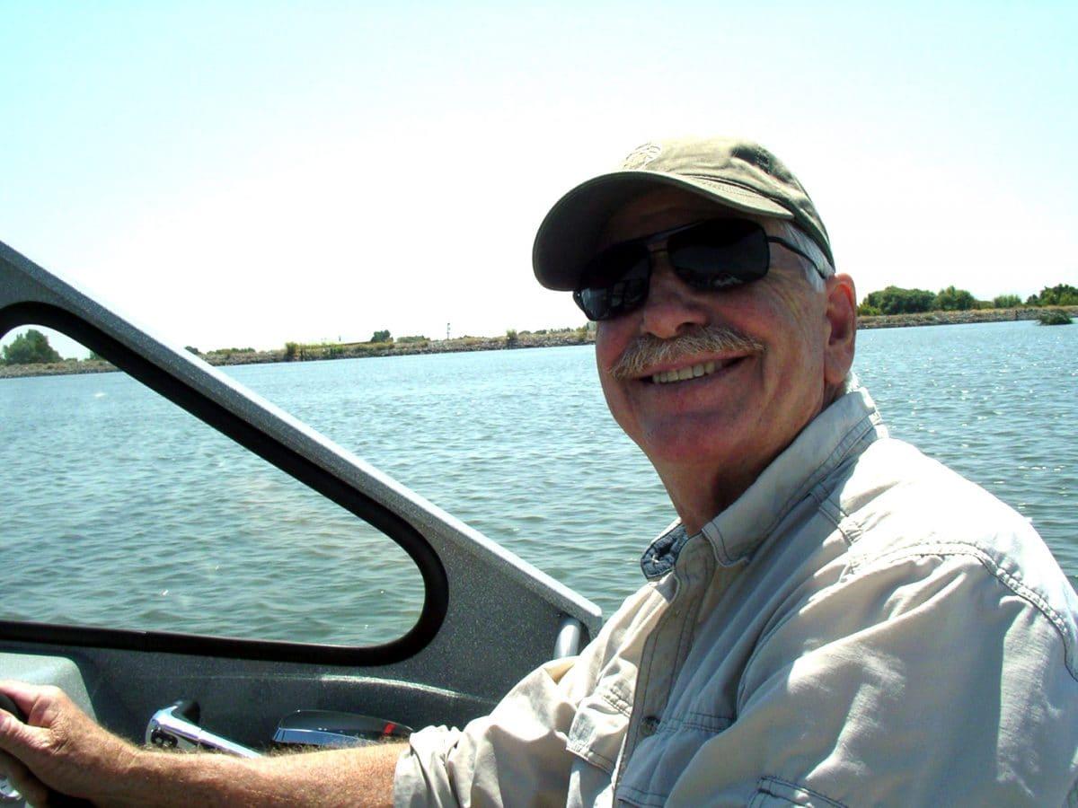 Ken Guthrie on the Maiden Voyage