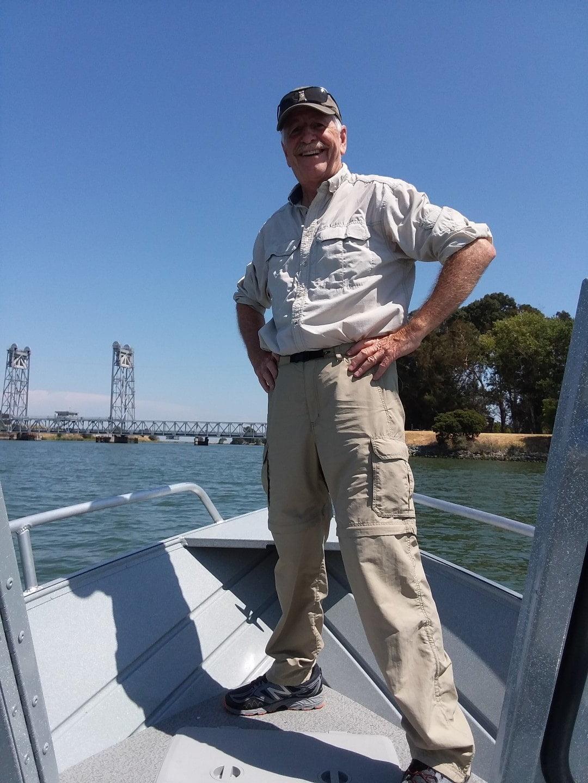 Cap'n Ken Guthrie