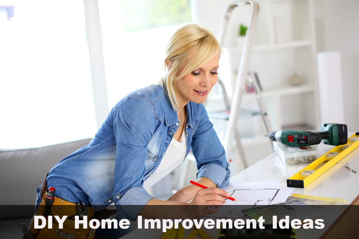DIY Home Improvement Ideas To Build Your Home Equity. Start with Planning!