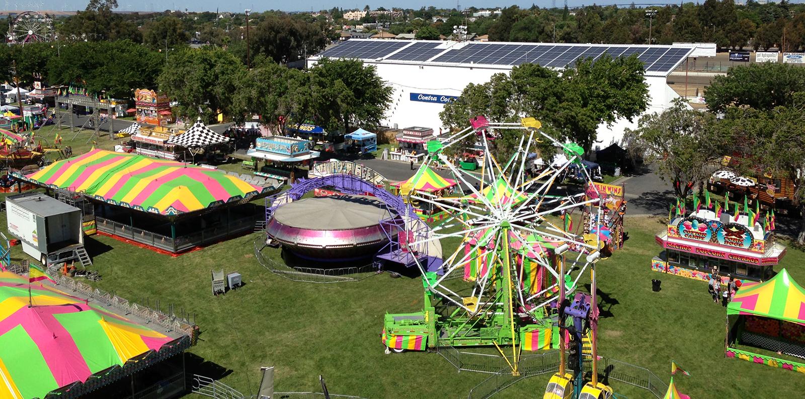2018 Contra Costa County Fair!