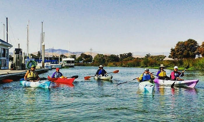 Delta Kayak Adventures Antioch Marina, Antioch