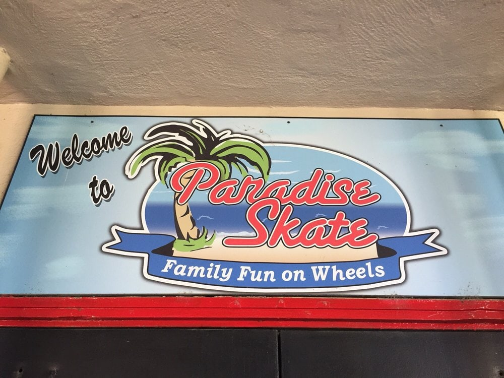 Paradise Skate Roller Rink Antioch CA - one of many things to do near Antioch CA