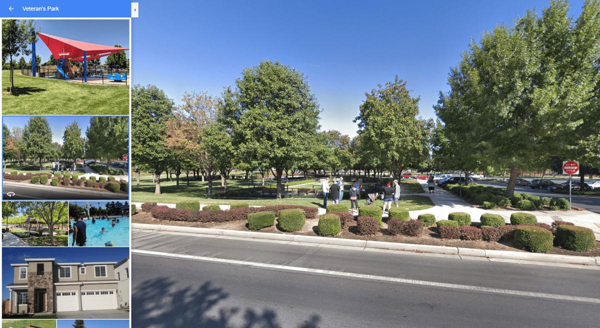 Veteran's Park Brentwood Ca 94513