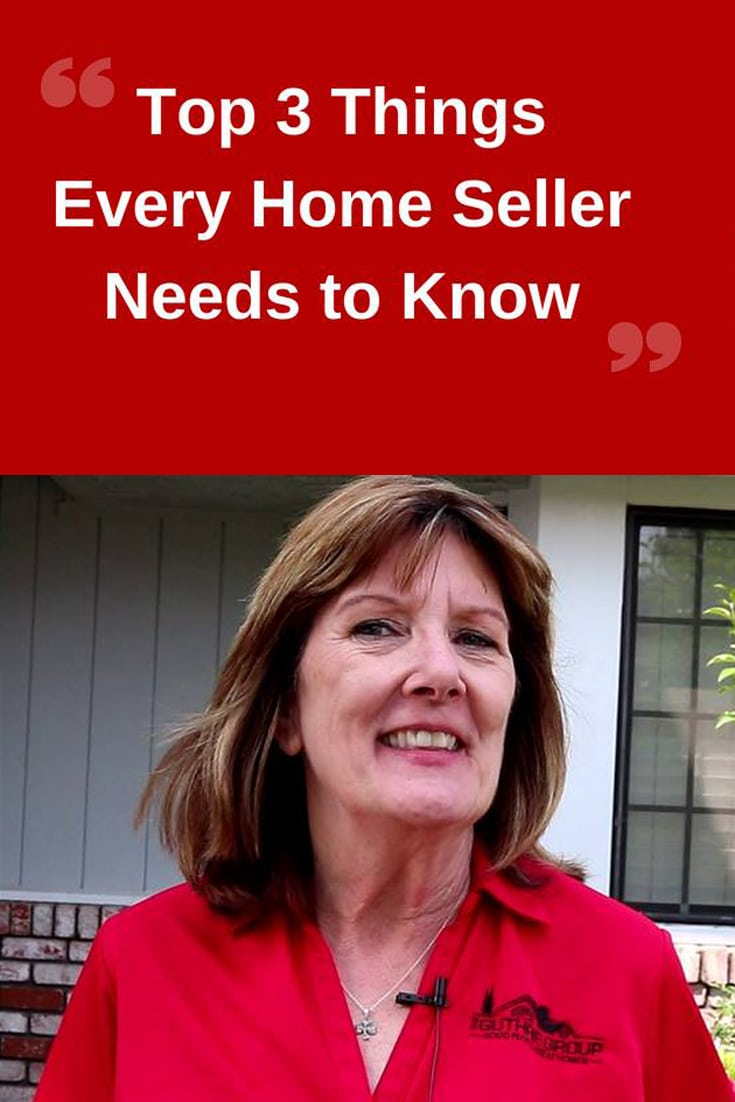 Top 3 Tips to Remember When Selling Your Home [Video]
