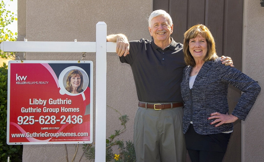 Ken Guthrie and Libby Guthrie - Real Estate Agents