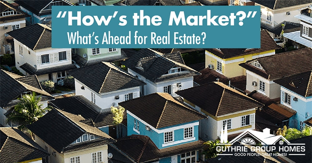What's Ahead for the U.S. Real Estate Market?