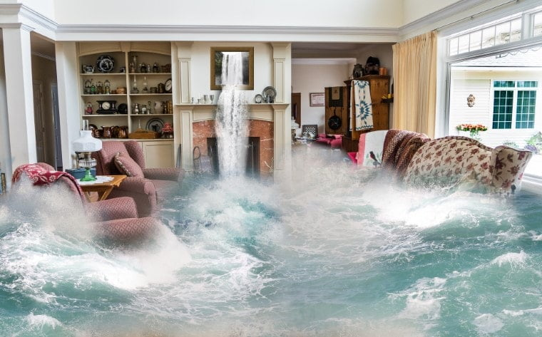 You may want to ask about flood insurance