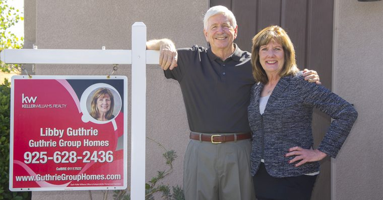 Ken and Libby of Guthrie Group Homes