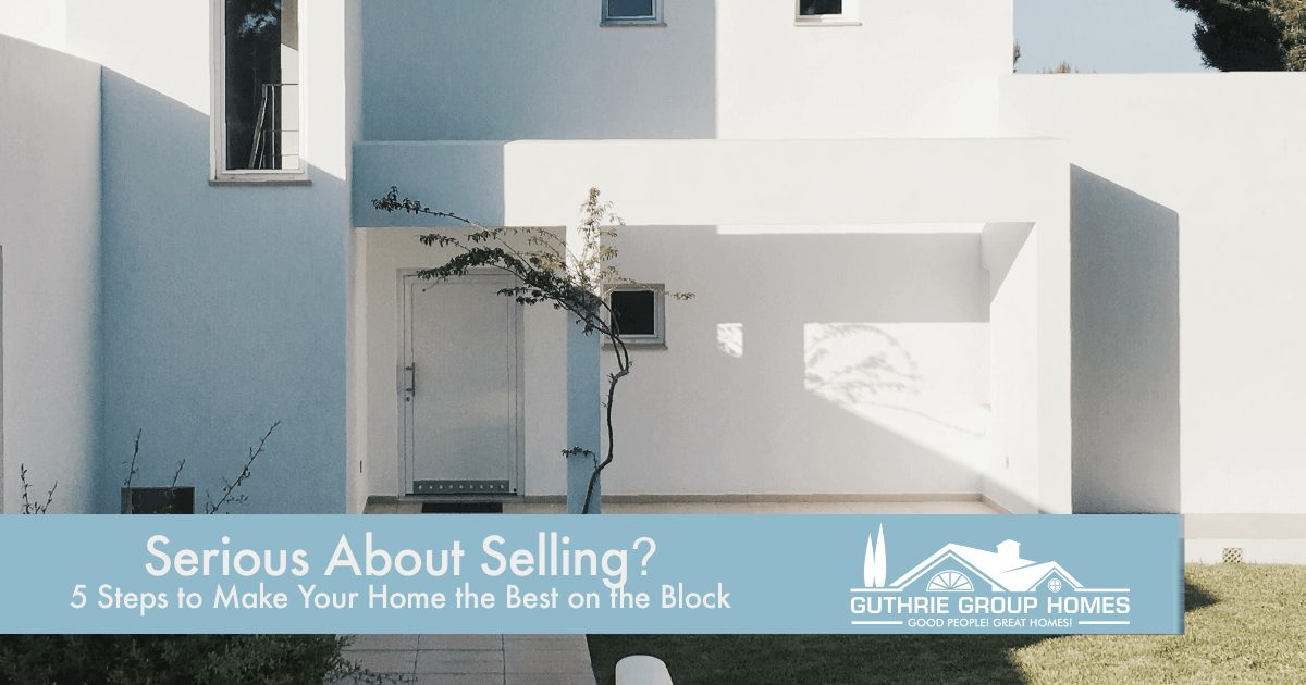 Are You Serious About Selling your Home?