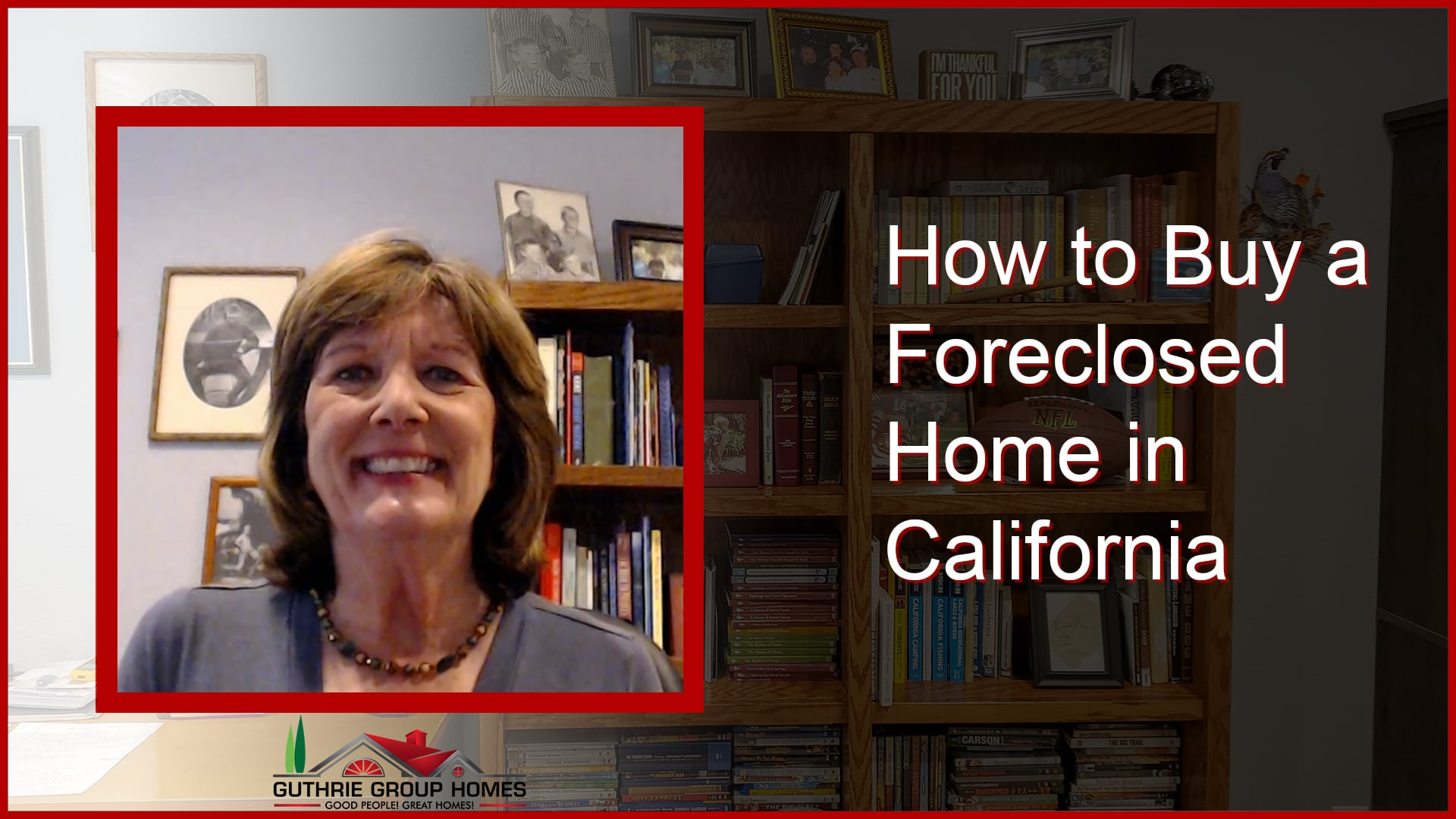 Forclosure Sales 101 - Buying a Foreclosure ⋆ Guthrie ...