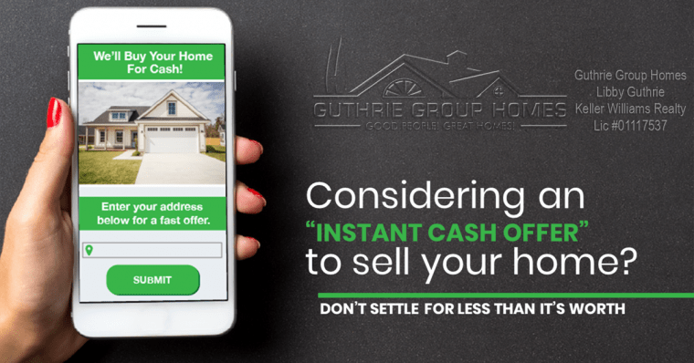 iBuyers and the Instant Cash Offer