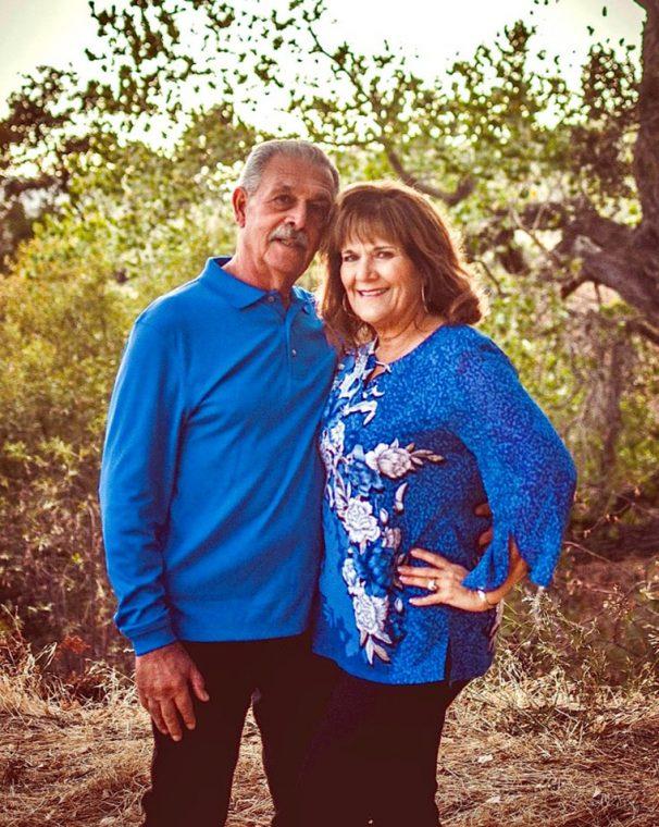 The Winner's Choice Winner for January 2020. Thomas and Debbie Mohameds