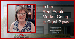 Is real estate market going to crash?
