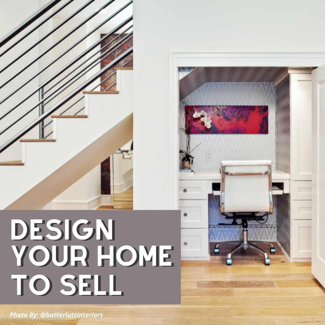 Design Your Home to Sell