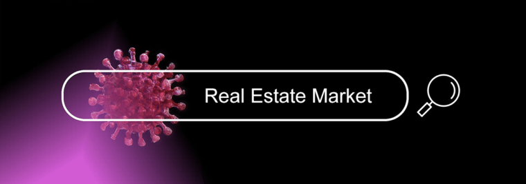 How has COVID affected the seasonal real estate market?