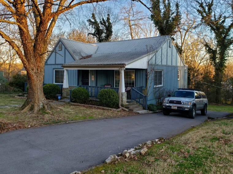 This is our Air B&B home until May 10th