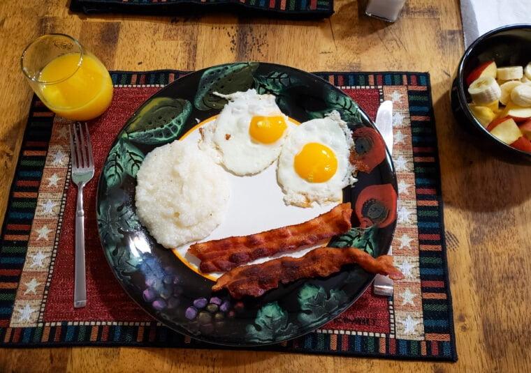 A Good Southern Breakfast