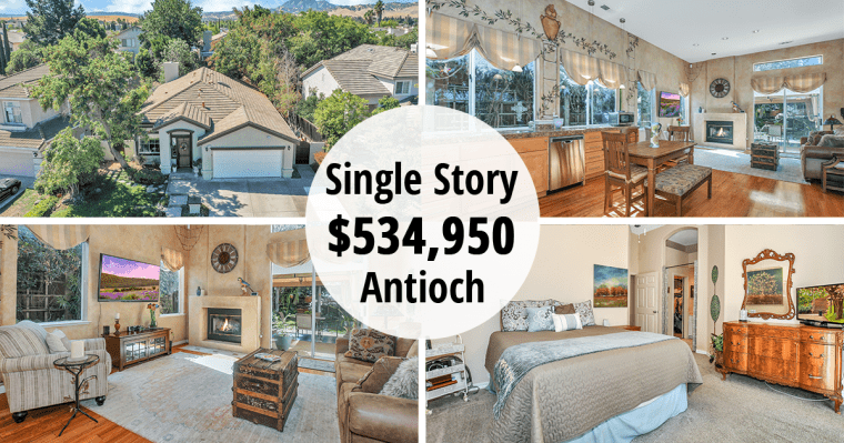 Antioch Just Listed