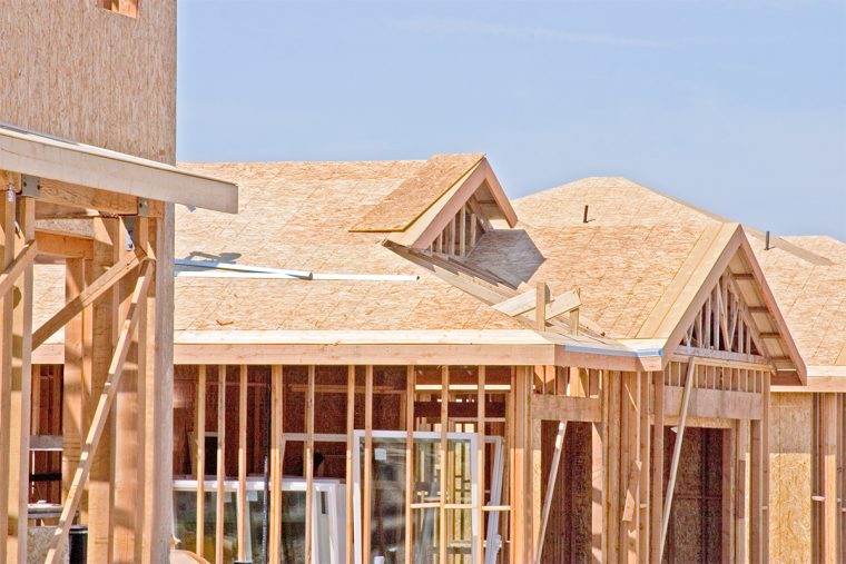 Construction Of Single-Family Homes Sees A Slight Uptick